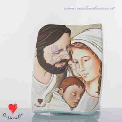 Bomboniera Sacra Famiglia D5742