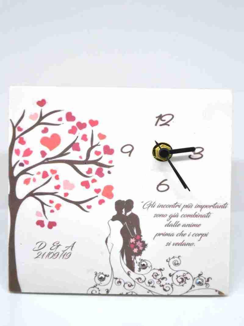 Orologio Lovers Angie personalizzato