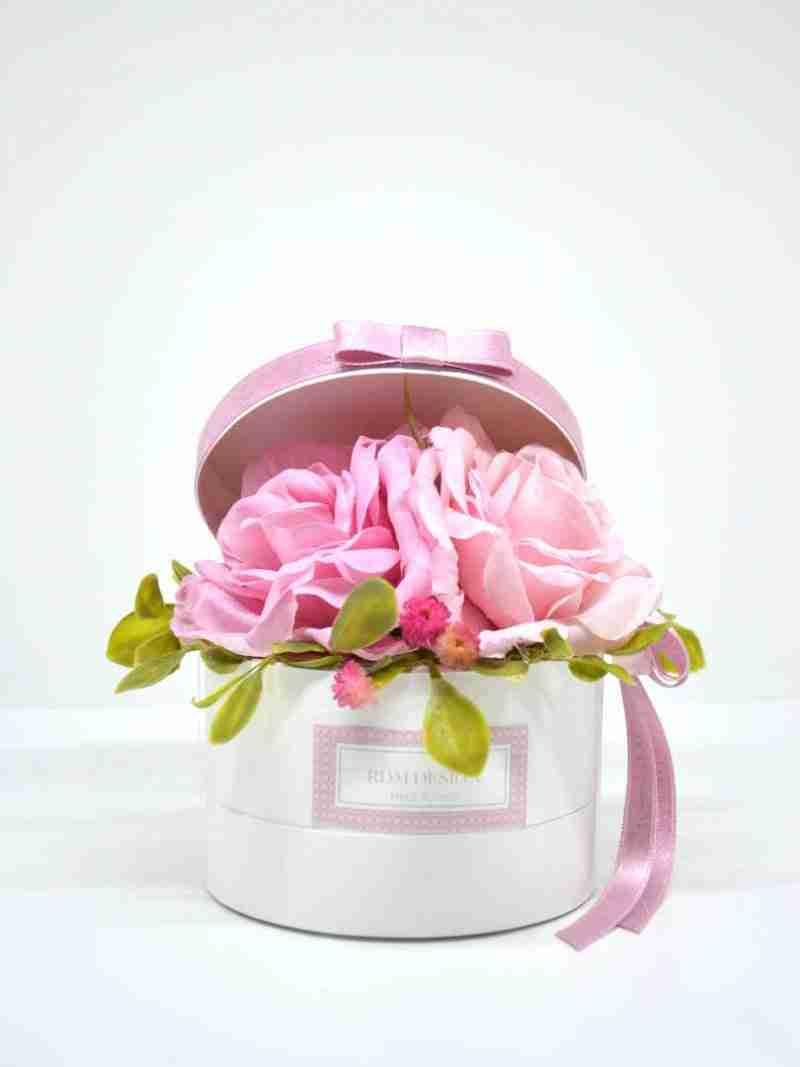 Scatola Les Fleurs PF615