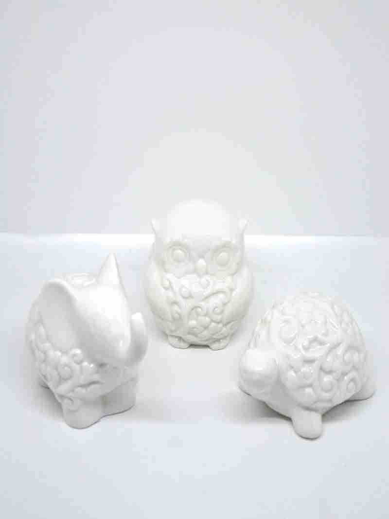 hervit animali porcellana