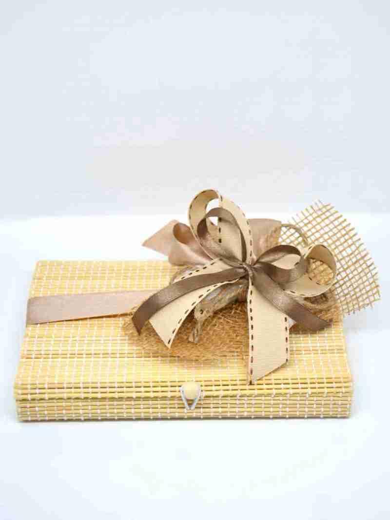 scatola bambu cuorematto