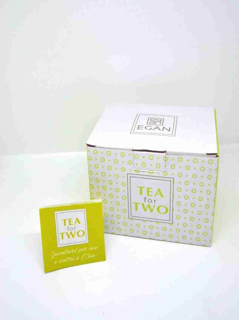 Scatola Egan Tea for Two