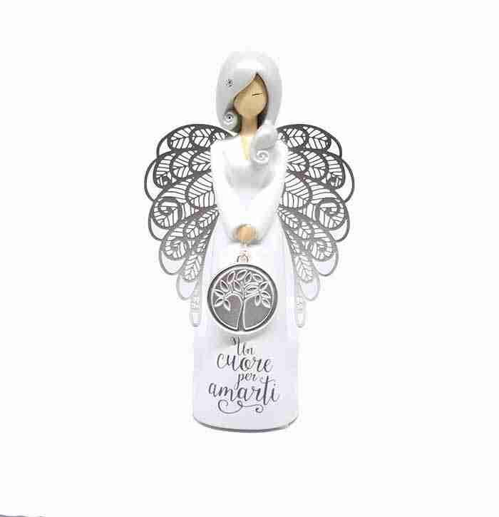 Angelo Un Cuore Per Amarti Albero You Are An Angel