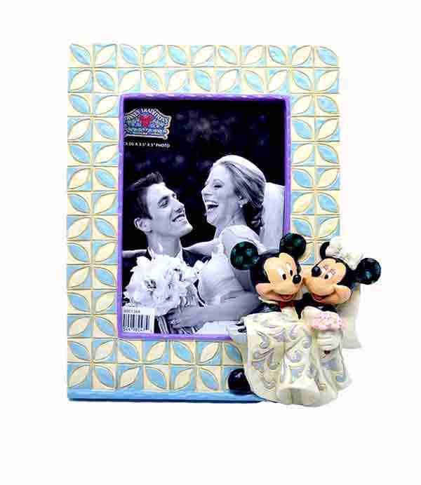 Cornice Sposi Disney Traditions