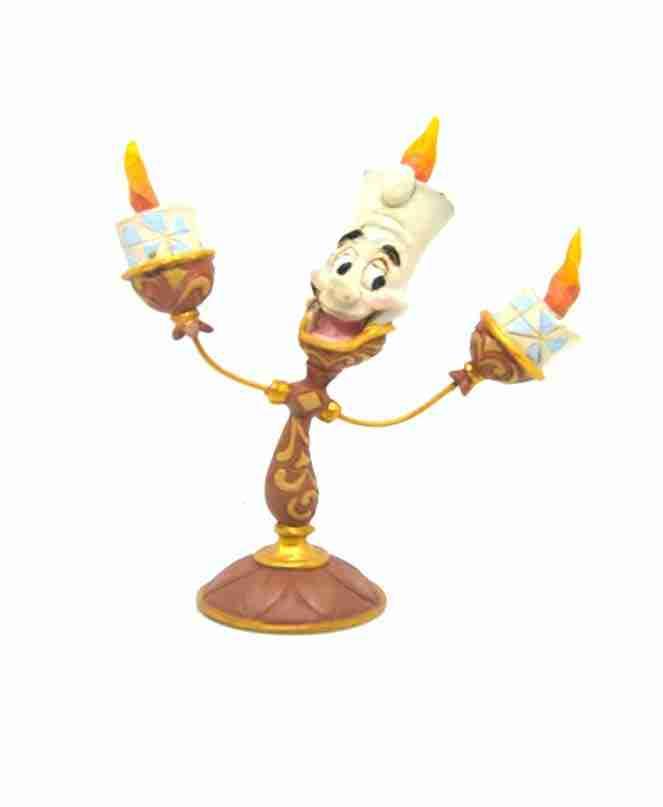 Lumiere la Bella e la Bestia Disney