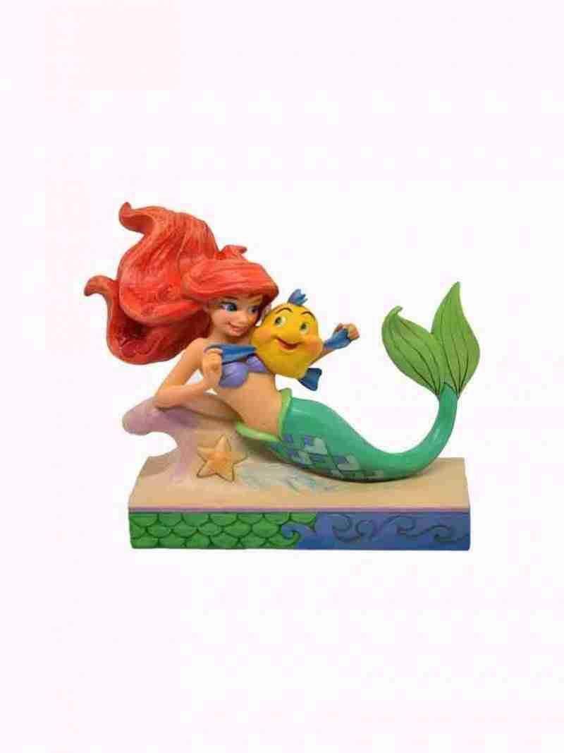 Ariel e Flounder Disney