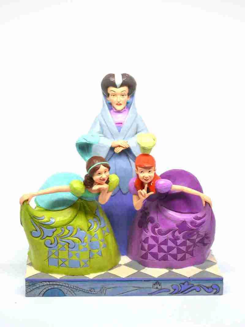 Matrigna e Sorellastre Cenerentola Disney