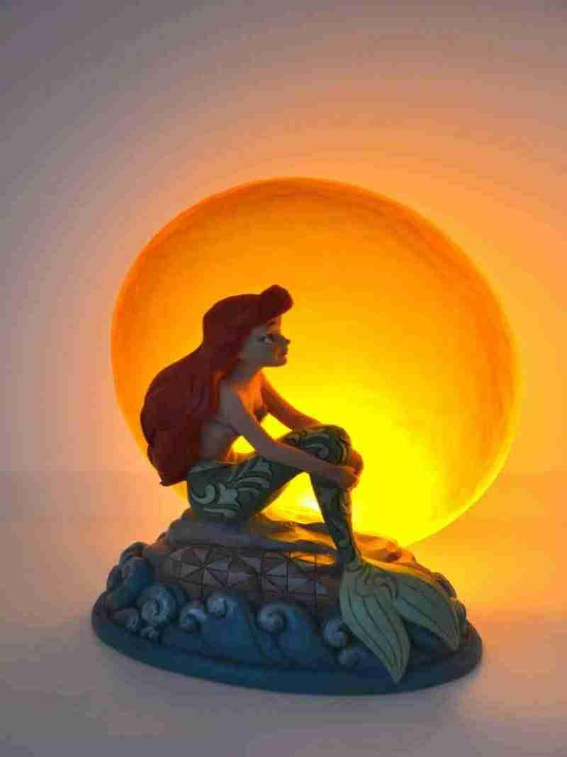 Sirenetta Led Disney Traditions_2