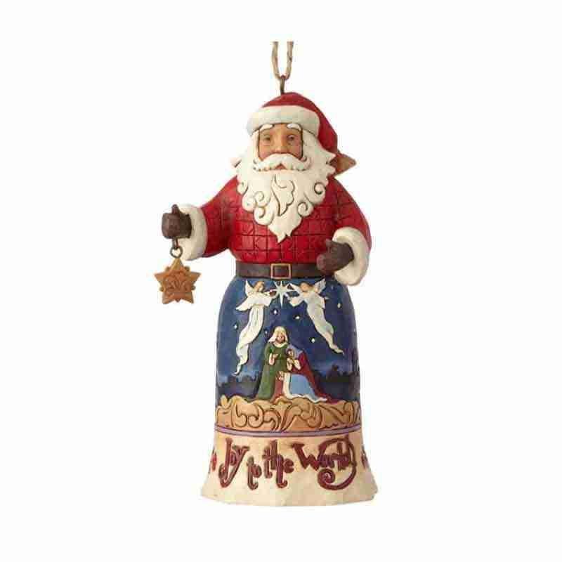 Babbo Natale gioia al mondo