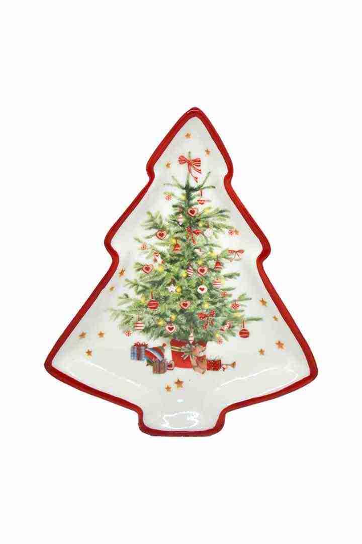 Piatto Albero di Natale