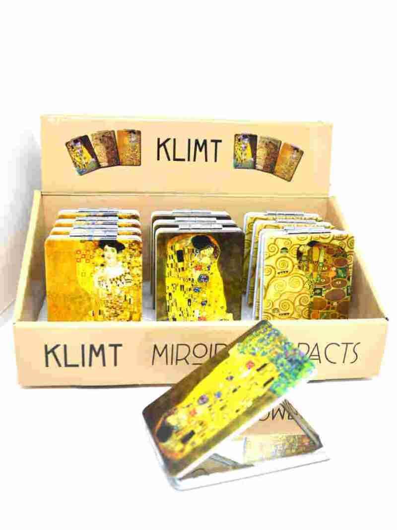 Specchi da Borsetta Klimt