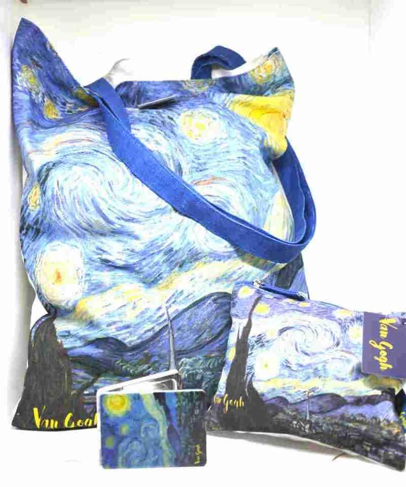 Van Gogh Pochettes