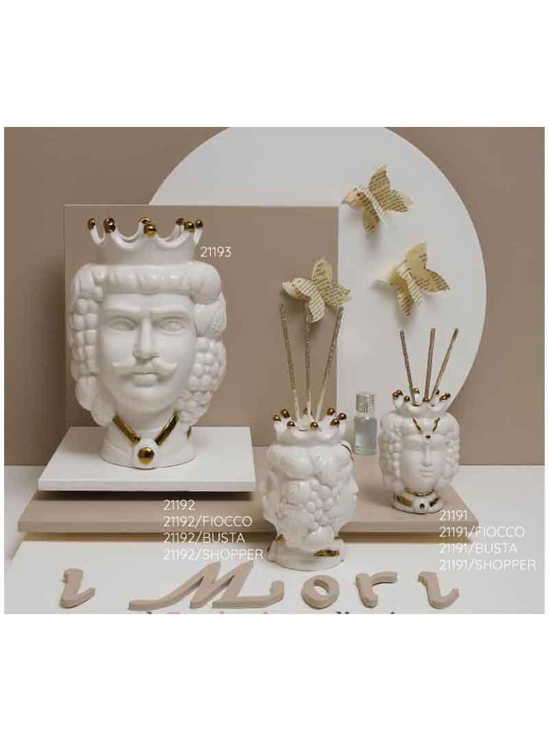 Vaso Ceramica Claraluna Mori