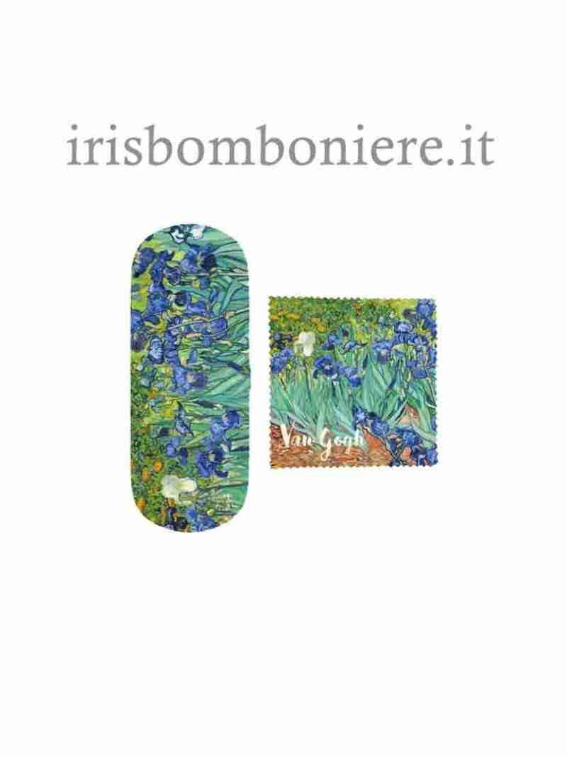 Van Gogh Custodia Occhiali IRIS