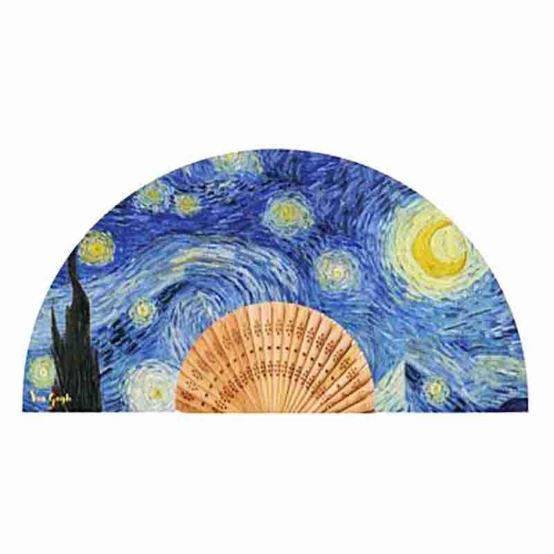 Ventaglio Van Gogh