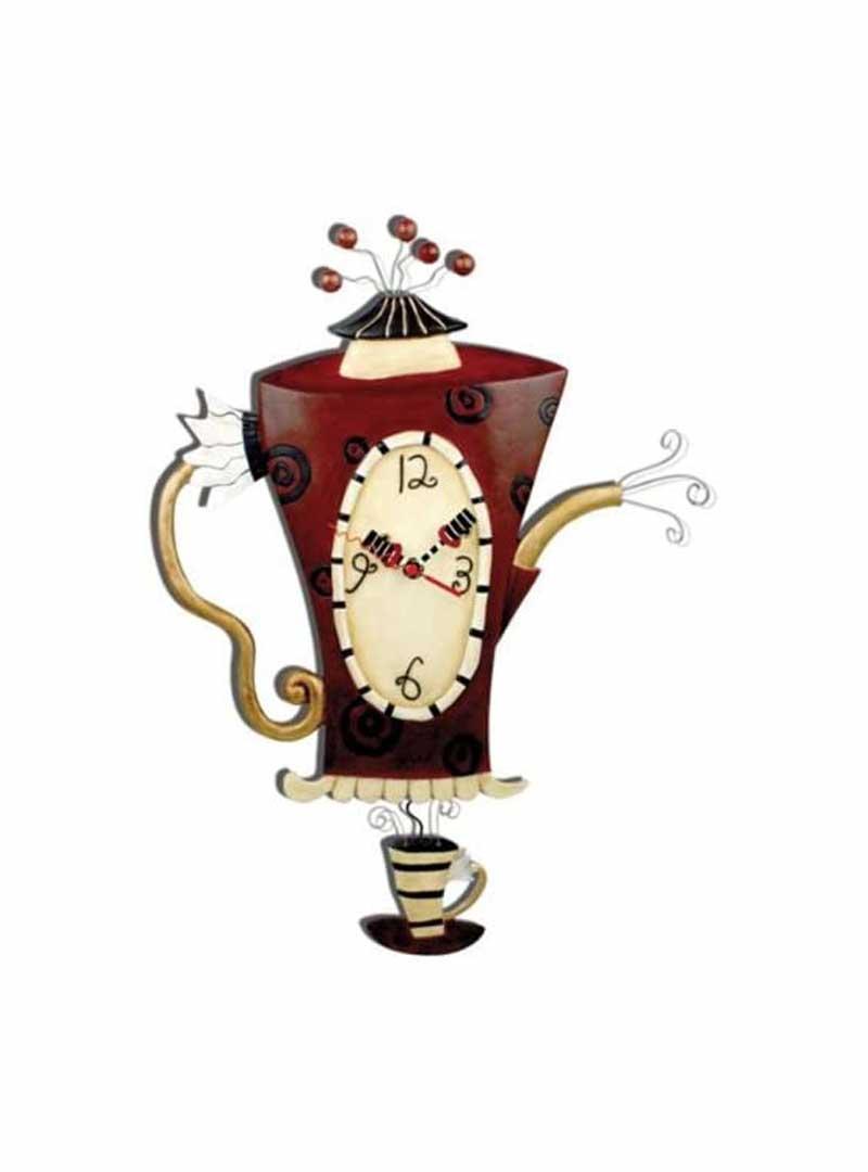 Orologio a pendolo Caffettiera