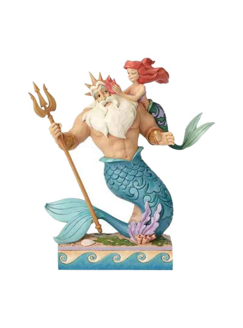 Ariel e Tritone Disney