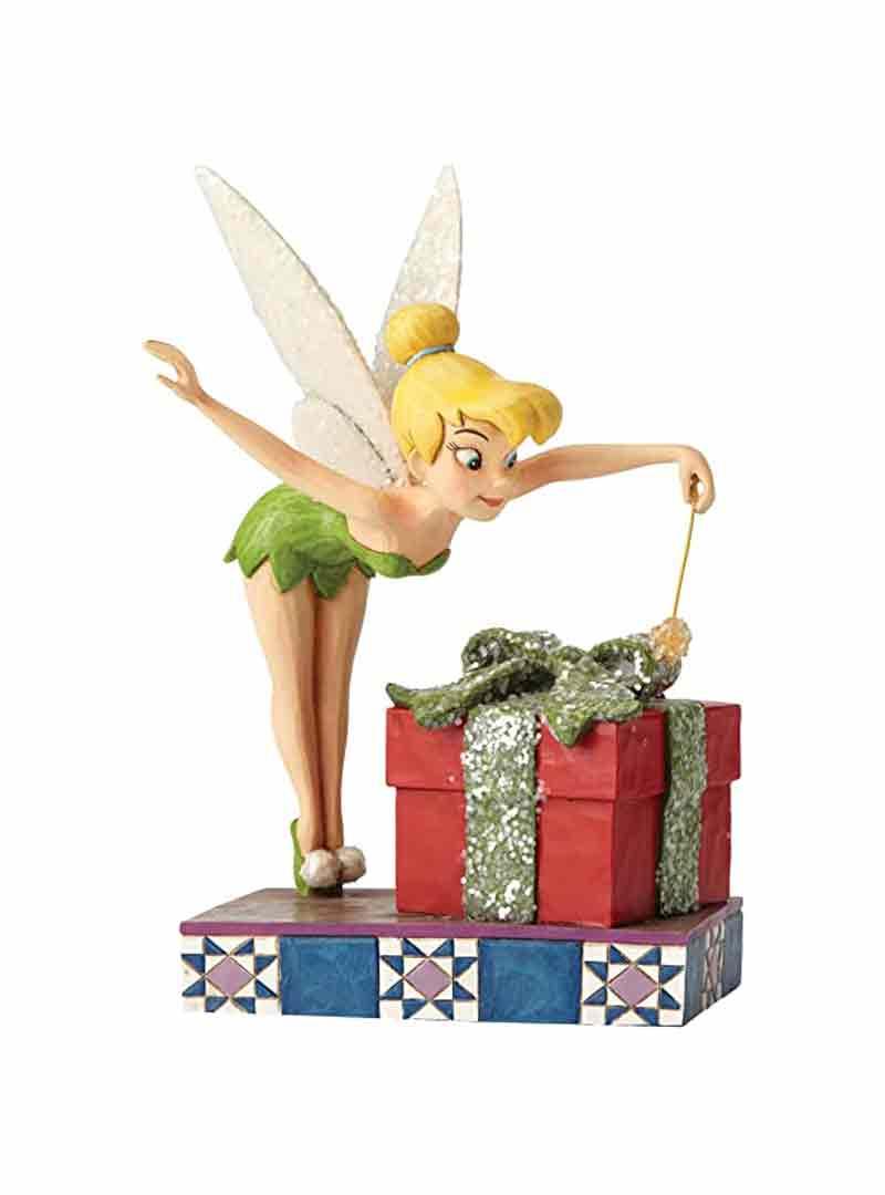 Campanellino con pacco regalo