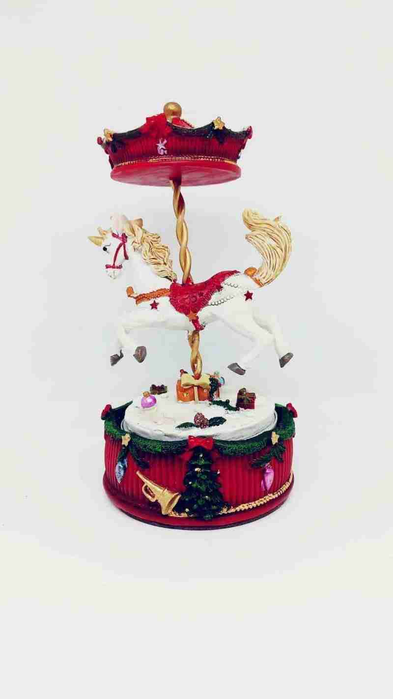 Carillon Cavallo Giostra