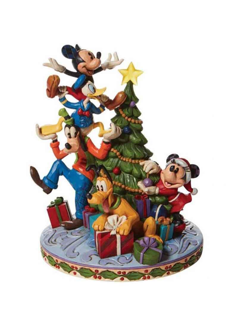 Natale Disney 6008979 Jim Shore