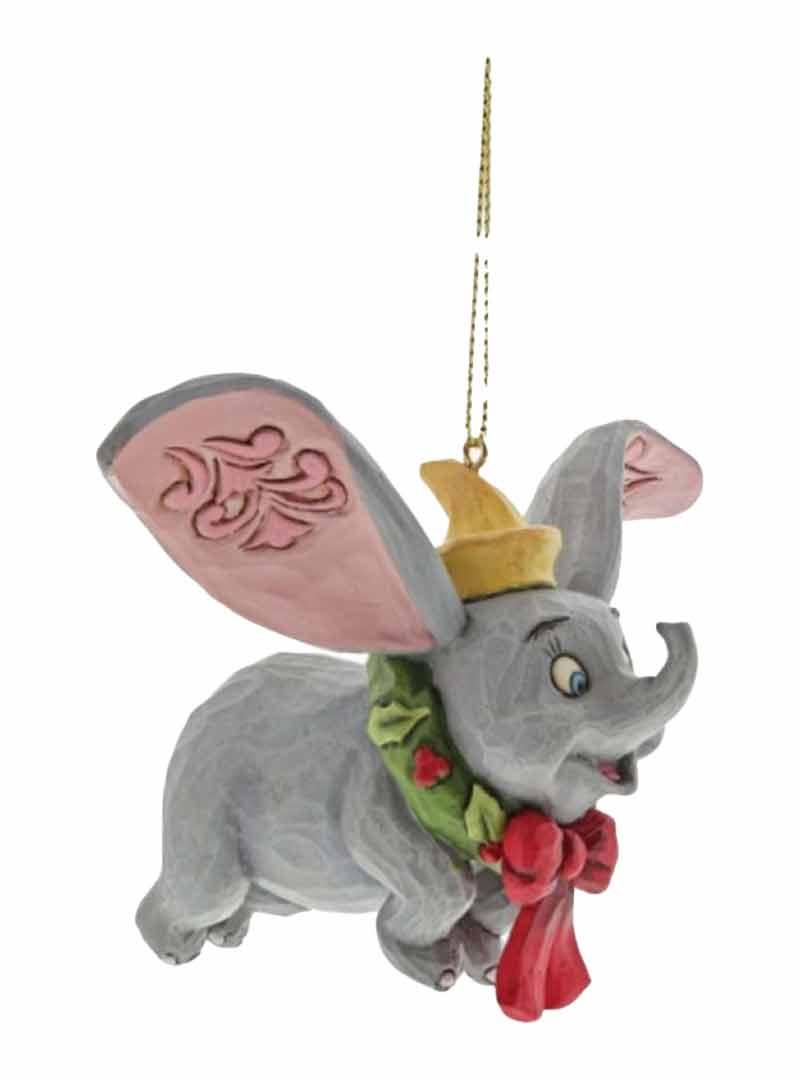Pendaglio Dumbo con ghirlanda